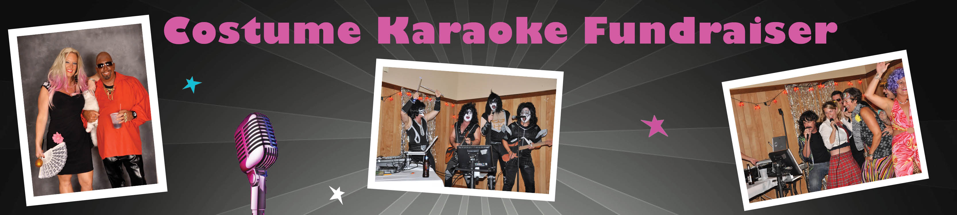 Franklin teens raising funds - Karaoke - April 1
